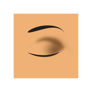 макияж рыбка