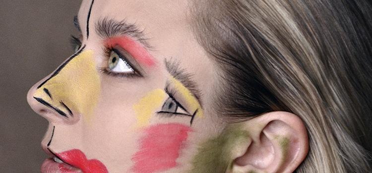 Как скорректировать лоб при помощи макияжа