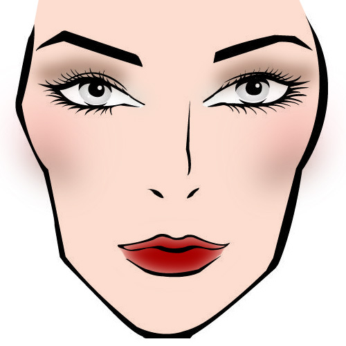 Осенний макияж 2015