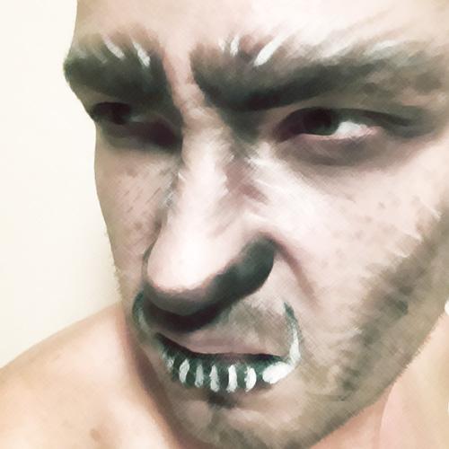 Макияж на Halloween/ Хэллоуин: волк