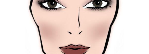 Ретроспективный макияж: 20 век