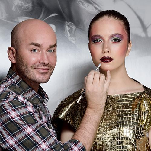 Предновогоднее интервью Владимира Калинчева для MakeupLovers.ru