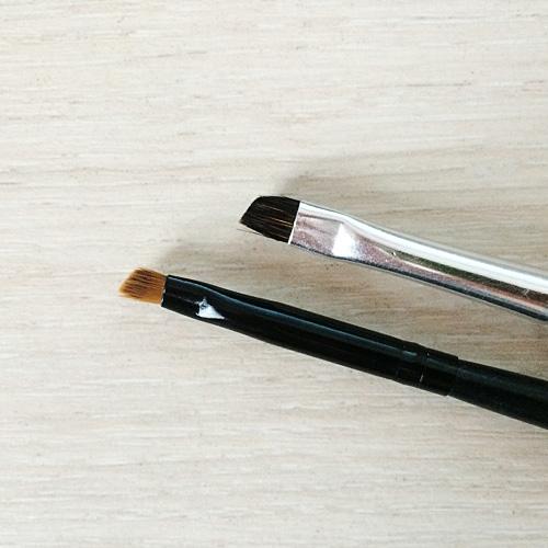 Цветной гель для бровей