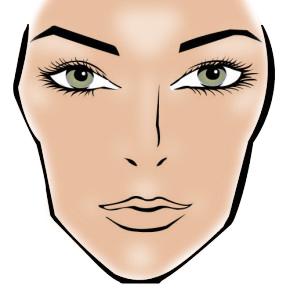 Техника стробинга в макияже