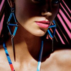 3 свежих идеи летнего макияжа для загорелой кожи