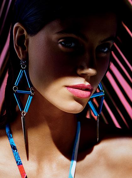3 свежих идеи летнего макияжа