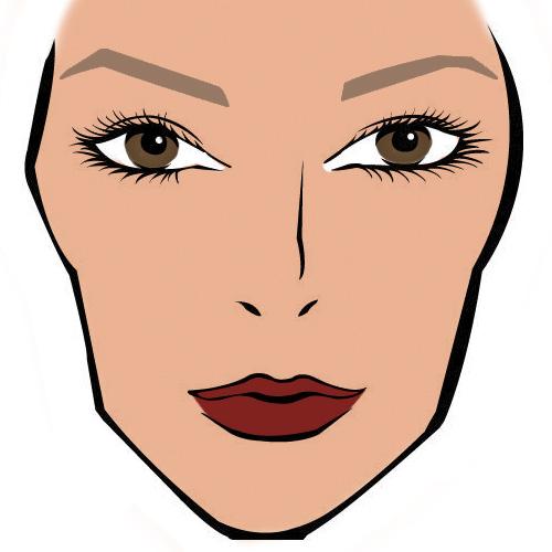 Как подобрать оттенок красной помады под цвет глаз