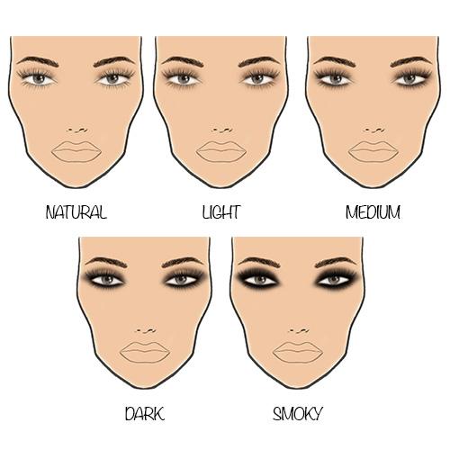 Как подчеркнуть глаза — гид по салонному макияжу