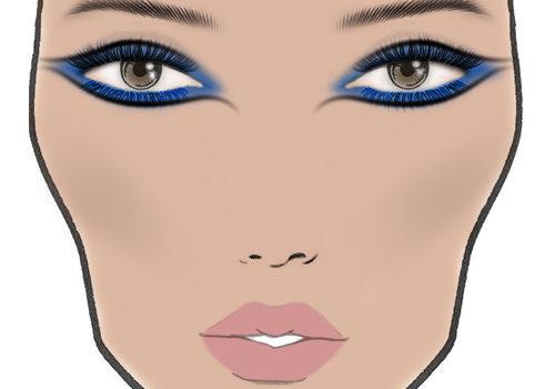 Макияж египетской принцессы Аманет