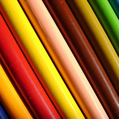 Теплые и холодные цвета: как различать их