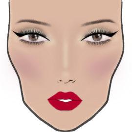 Голливудский макияж