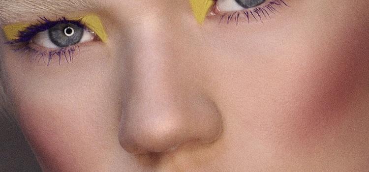 Макияж носа