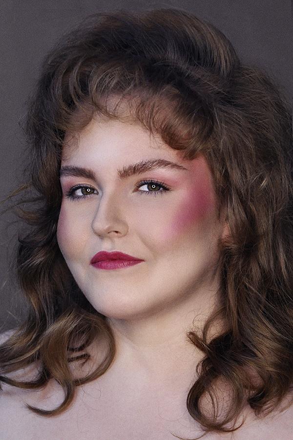 макияж 80х