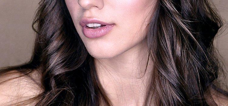 Как при помощи макияжа скорректировать форму подбородка