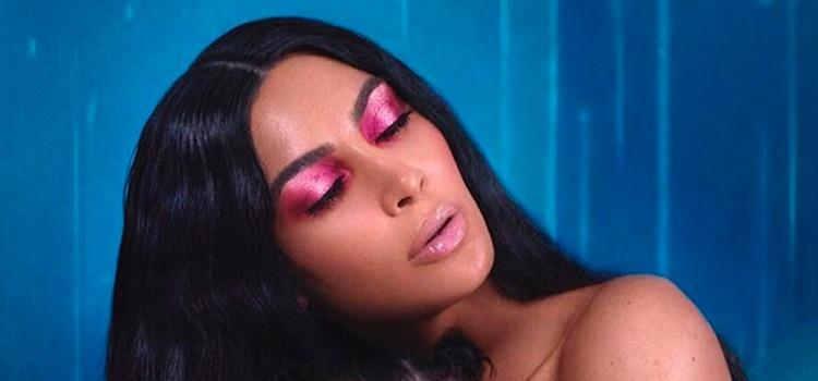 Как повторить образ Ким Кардашян для коллекции KKW Beauty FLASHING LIGHTS