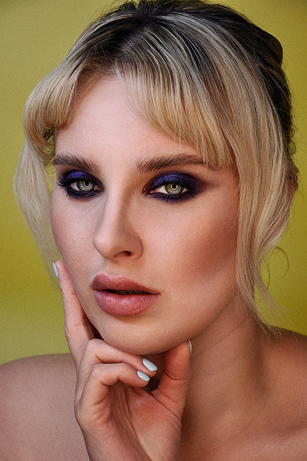 новогодний макияж 2020