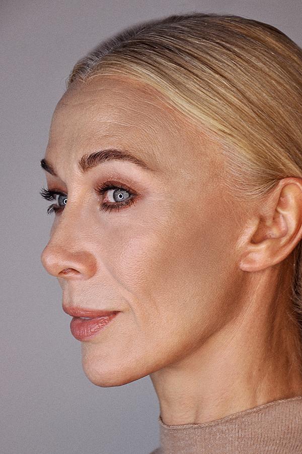 возрастной макияж александр санников визажист jane iredale