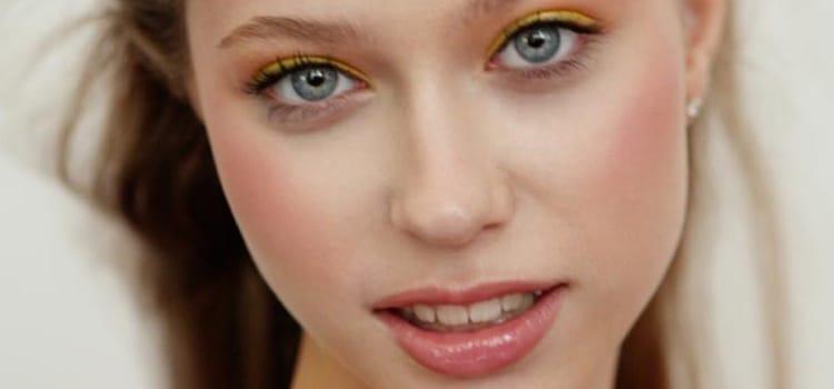 макияж весна 2020