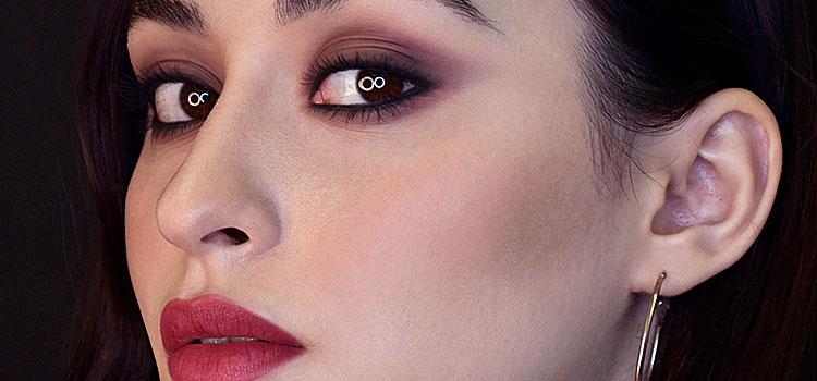 макияж осень 2020