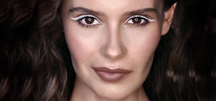 тренды макияжа 2021
